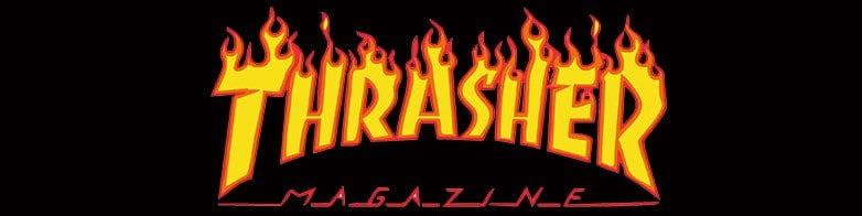 T-Shirts  -  Thrasher