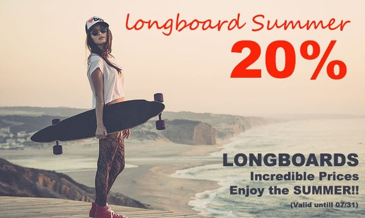 Longboards Summer