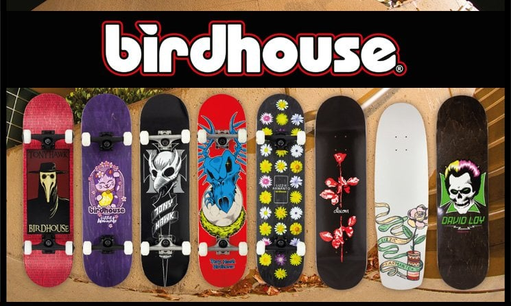 Birdhouse S20