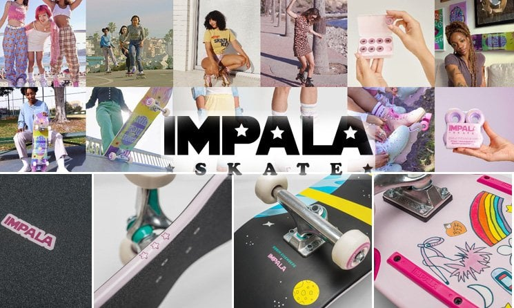 Impala skateboards shop