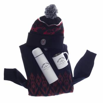 VOLCOM: Pack Sweater, Cap, Tasse und Thermo