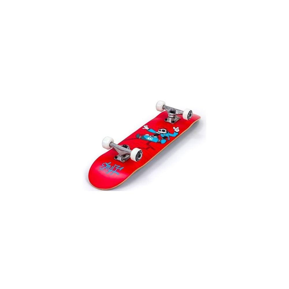 Skully Red Mini 7.2 ENUFF Komplettboard