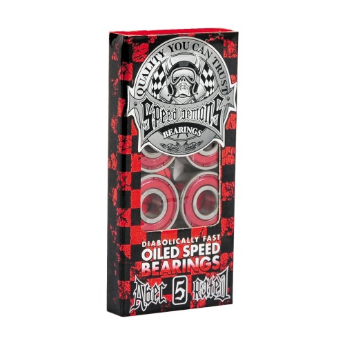 Speed Demons Kugellagers: Abec 5 Red