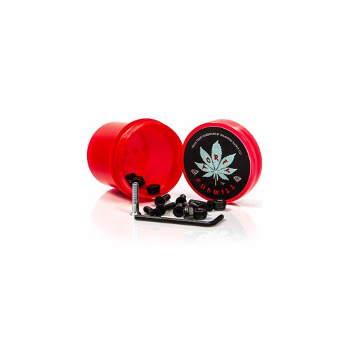 "Diamond Montageset: Hella Tight Hardware Torey Pudwill 7/8"" Red"