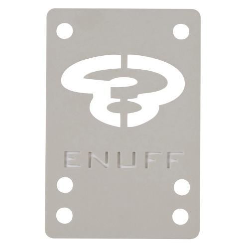 Enuff Pads: Shock Pads White