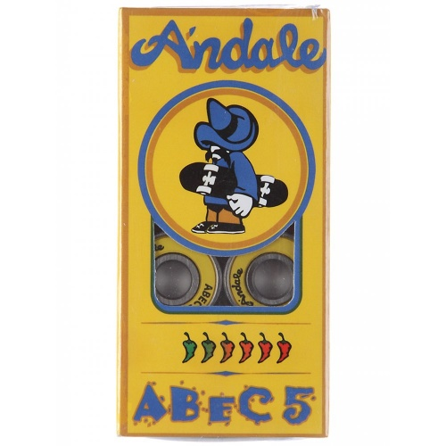 Andale Kugellagers: Abec 5