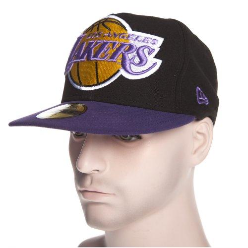 New Era Cap: Mighty 2 Tone Los Angeles Lakers BK/PP