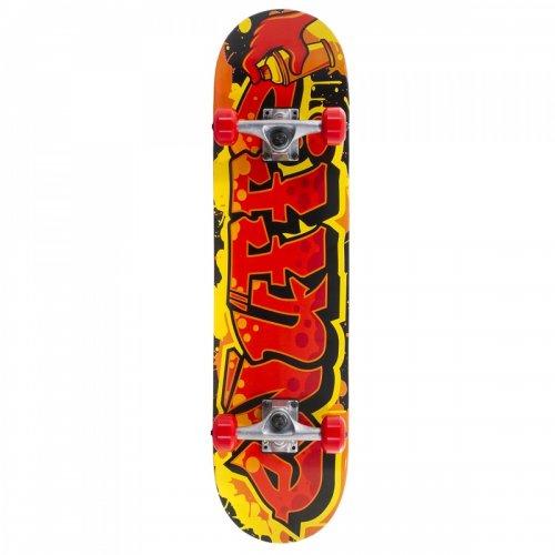 Enuff Komplettboards: Mini Graffiti II Red 7.25