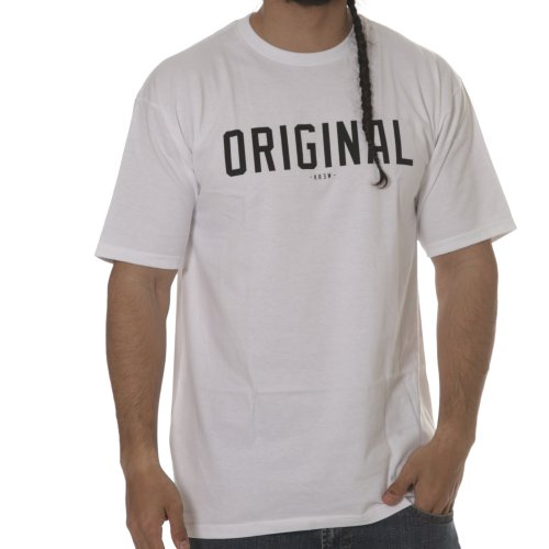 Krew T-Shirt: Original White WH