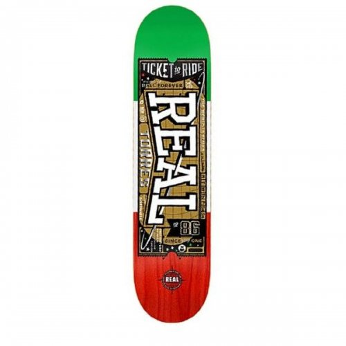 Real Deck: Torres Ticket To Ride 8.125