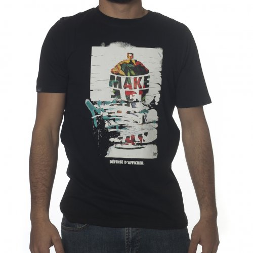 Wrung T-Shirt: Defense D'Afficher BK