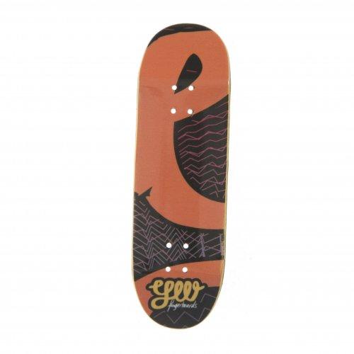 Fingerboards Yellowood Deck: YW Orange