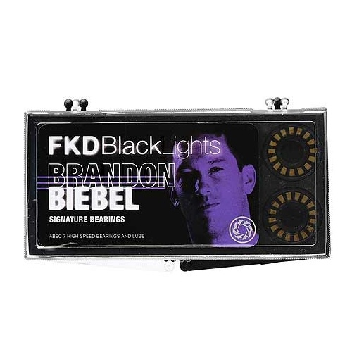 FKD Kugellagers: Blacklight Biebel Abec 7