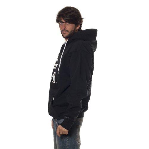 Grimey Sweatshirt: GRMY Hoodie FW15 BK | Online Kaufen