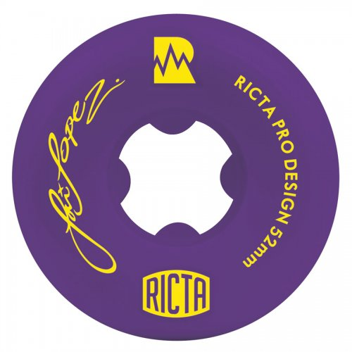 Ricta Rollen: LouieLlopez Pro NRG Purple (52 mm)