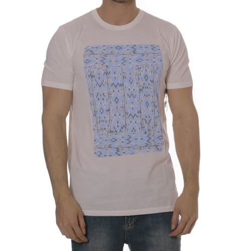Globe T-Shirt: Patch BG