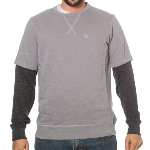 Element Sweatshirt: Grey Heather Coleman GR