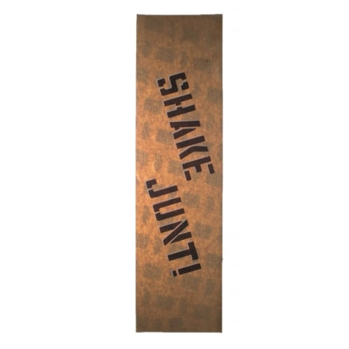 Shake Junt Griptape: Grip Tape Sheet Clear
