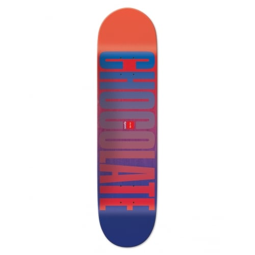 Chocolate Deck: Berle League Fade 8.5