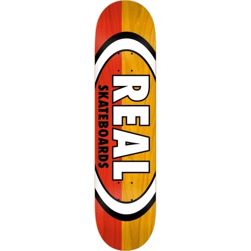 Real Deck: Two Tone Oval SM 7.8