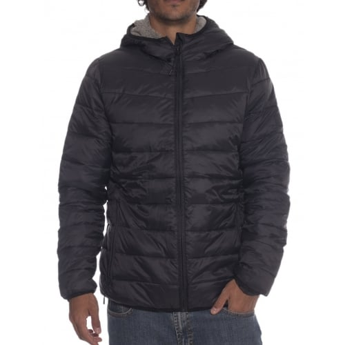 Globe Jacke: North point Puffer BK