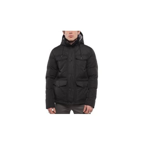 Element Jacke: Flint Black Powler BK