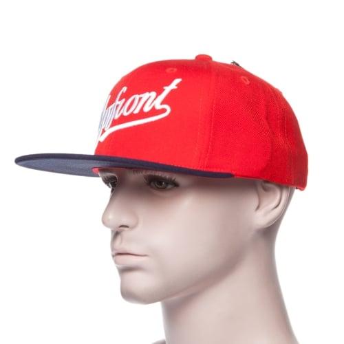 Up Front Cap: UF1272 - Mix Snapback Cap RD