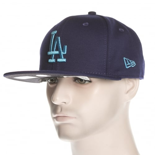 New Era Cap: MLB Los Angeles Dodgers NV/BL