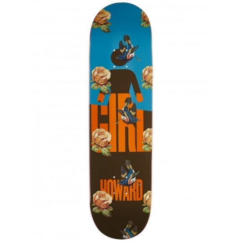 Girl Deck: Howard Sanctuary 8.5