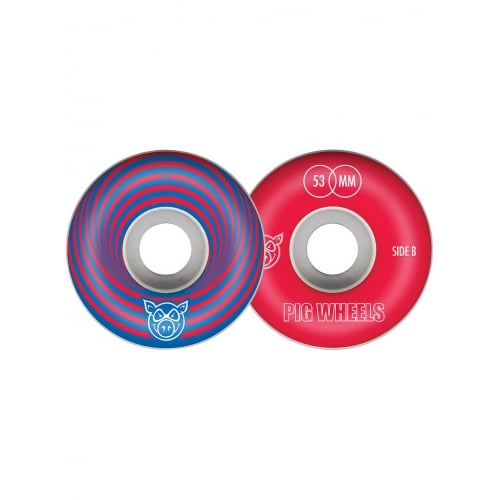 Pig Rollen: Pig Vertigo Red (53 mm)