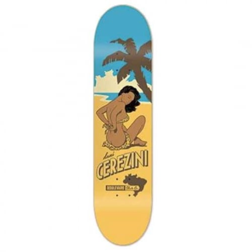 Boulevard Deck: Icon Dani Cerezini 8.5