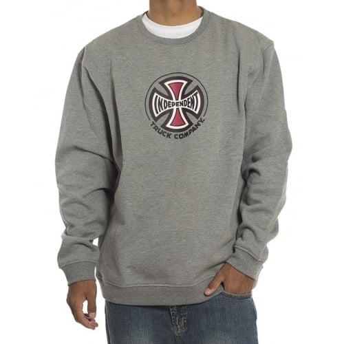 Independent Sweatshirt: Crew truck Co GR