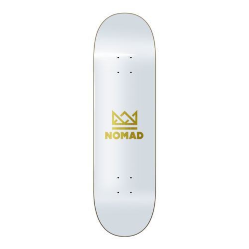 Nomad Deck: Crown - Yellow 8.1