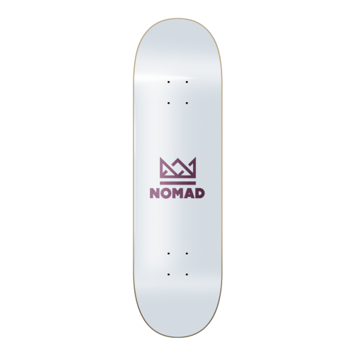 Nomad Deck: Crown - Purple 8.6