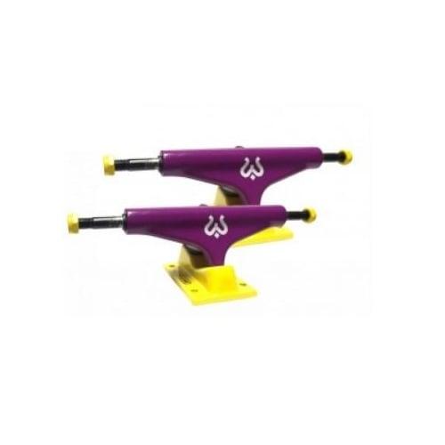 Imagine Skateboards Achsen: Logo Lakers 5.25