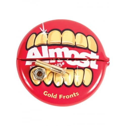 Almost Montageset: Nuts & Bolts in Your Mouth Allen 1""