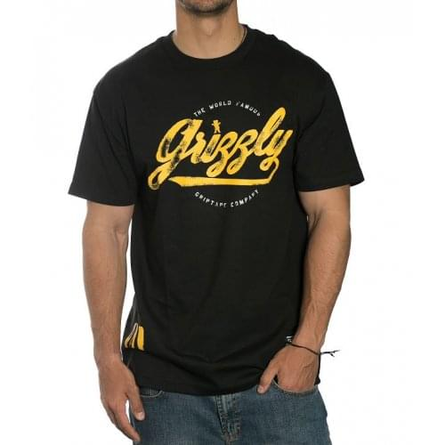 Grizzly T-Shirt: Western Division BK