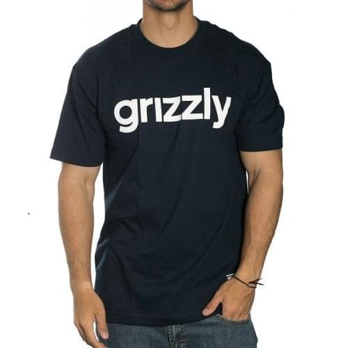 Grizzly T-Shirt: Lowercase NV