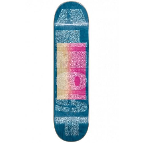 Almost Deck: Yuri Facchini Fat Font Pro R7 8.375