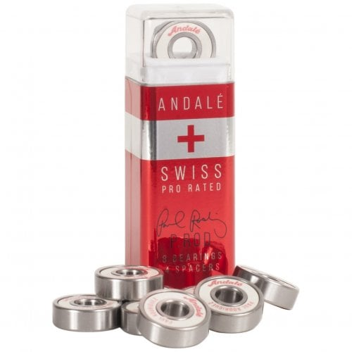 Andale Kugellagers: Paul Rodriguez Swiss Pen Box Pro Rated Bearing