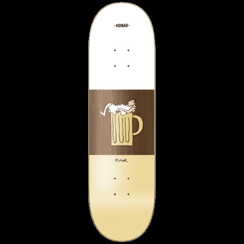 Nomad Deck: Skatelife Beer Bath 8.09