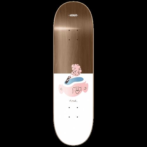 Nomad Deck: Skatelife Brain Grind 8