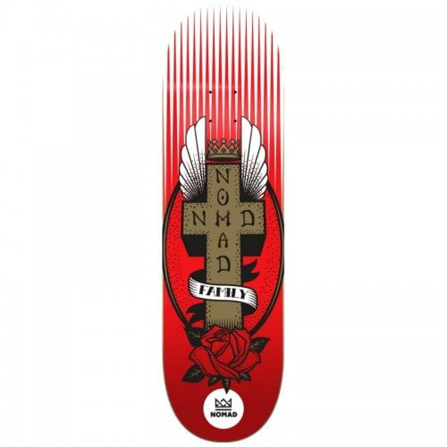 Nomad Deck: Lords Red 7.75