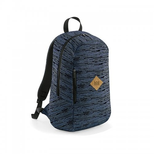 Nomad Rucksack: Duo Color Navy NV