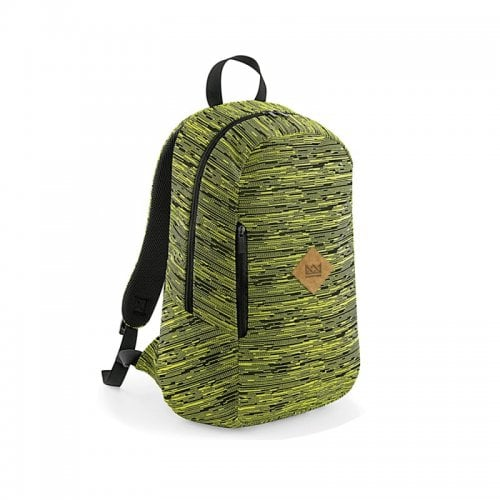 Nomad Rucksack: Duo Color Yellow YL
