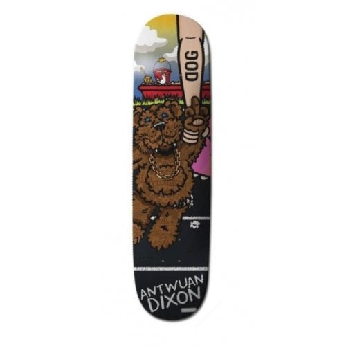 Dog Deck: Dixon Stuffed 8.0