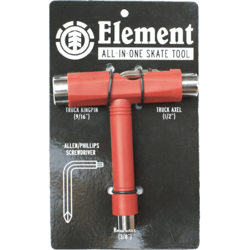 Element Tool: Skate T-Tool RD
