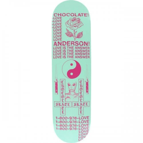 Chocolate Deck: Kenny Anderson Darkside 8.125