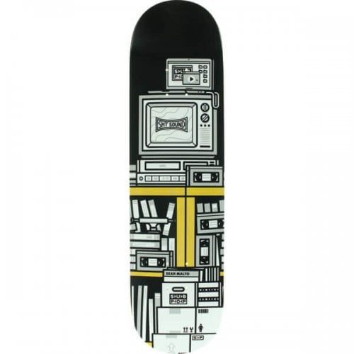 Girl Deck: Sean Malto Sub Pop 8.0