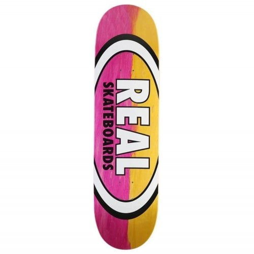 Real Deck: Parallel Fade Oval 8.5